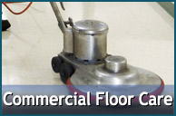 commercial floor care includes stripping and waxing offices restaurants dirty floors