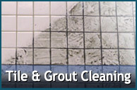 Tile and grout stain and dirt removal fort myers