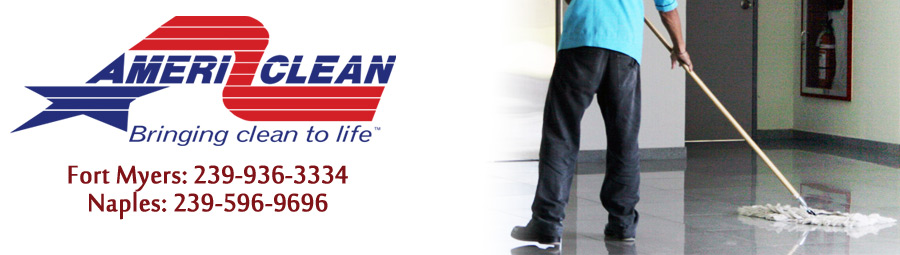 Call AmeriClean to have your Southwest Florida office cleaned by a trusted professional